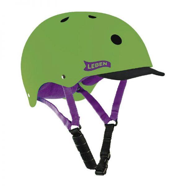 casco-leben-verde-morado