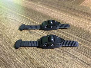 Broches trinquete plastico Negro Flying Eagle Sencillo